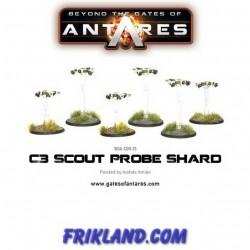 C3 SCOUT PROBE SHRD (6 PROBES)