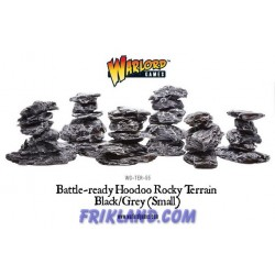 HOODOO ROCKY TERRAIN SMALL GREY/BLACK