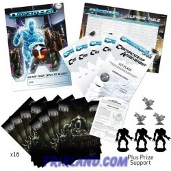 DreadBall Organised Play Kit – Level 2 (8 Players)