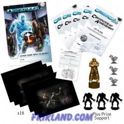 DreadBall Organised Play Kit – Level 3 (16 Players)