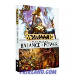 The Realmgate Wars: Balance of Power (tapa blanda)