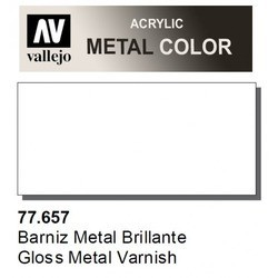 METAL COLOR BARNIZ BRILLANTE 657-60ML.