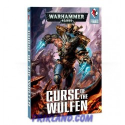 War Zone Fenris: Curse of the Wulfen (tapa blanda)