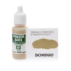 PANZER ACES LUCES AFRIKAKORPS 17ML.