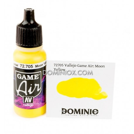 GAME AIR 705-17ML. AMARILLO LUNAR