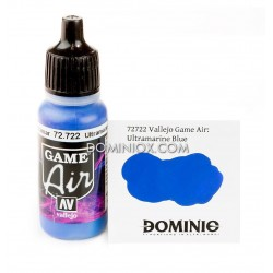 GAME AIR 722-17ML. AZUL ULTRAMAR