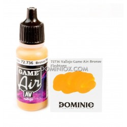 GAME AIR 736-17ML. BRONCEADO