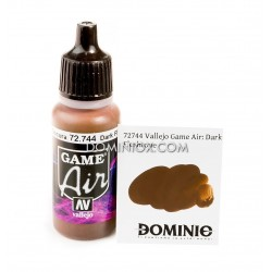 GAME AIR 744-17ML. CARNE OSCURA