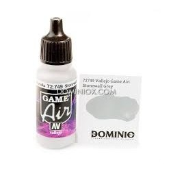 GAME AIR 749-17ML. GRIS MURALLA
