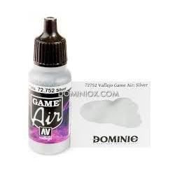 GAME AIR 752-17ML. PLATA