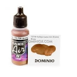 GAME AIR 758-17ML. BRONCE PULIDO