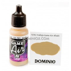 GAME AIR 761-17ML. KHAKI