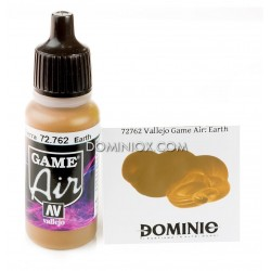 GAME AIR 762-17ML. TIERRA