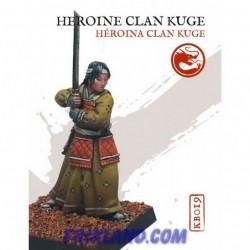 Heroina clan Kuge