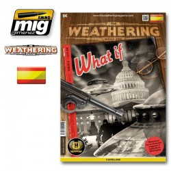 "The Weathering Magazine 15 ""WHAT IF"" (Castellano)"
