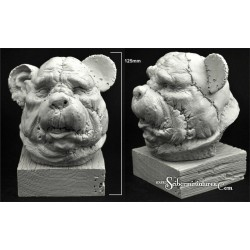 Rocky 25 mm / 50 mm square base