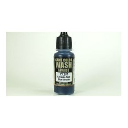 Wash/Lavado AZUL 207-17ML+