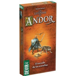 Las leyendas de Andor - El escudo de las estrellas