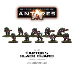 FARTOKS BLACK GUARD (10 MODELS)