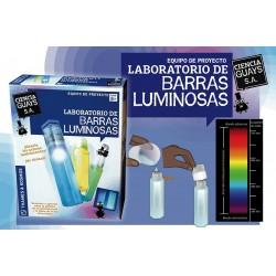 Laboratorio de barras luminosas