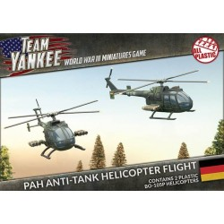 BO-105P Anti-tank Helicopter Flight (plastic)