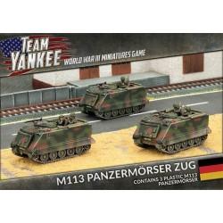 M113 Panzermörser Zug