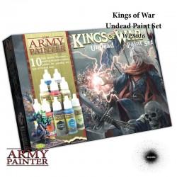 Warpaints Kings of War Dwarfs paint set
