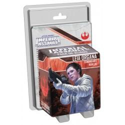 Princesa Leia Comandante rebelde