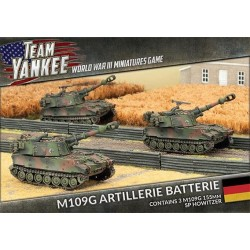 M109G Panzerartillerie Batterie