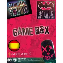 SUICIDE SQUAD GAME BOX (SPANISH) PREORDER CON BATMAN