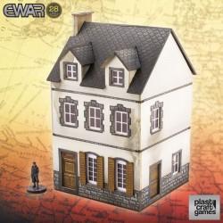 TOWO-STORE BUILDING