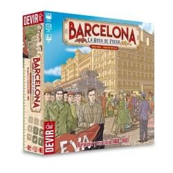 Barcelona - La rosa de fuego