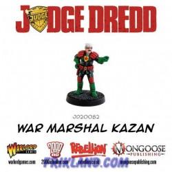 WAR MARSHALL KAZAN & ORLOCK THE ASSASSIN