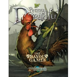 TTB BAYOU GAMES PENNY DREADFUL