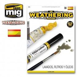 The Weathering Magazine 17. Lavados, Filtros Y Óleos (Castellano