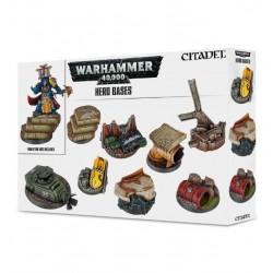 Warhammer 40.000 bases