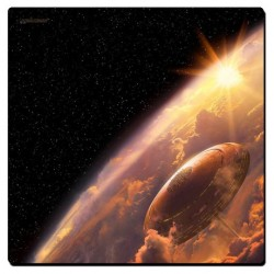 X-Wing: Bespin Playmat