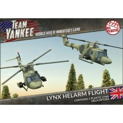 includes one pre-painted DoubleLynx HELARM Flight (Plastic)