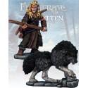Barbarian Tracker & War Hound