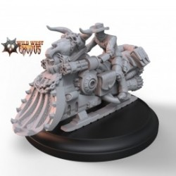 Outlaw Iron Horse (Light Support)