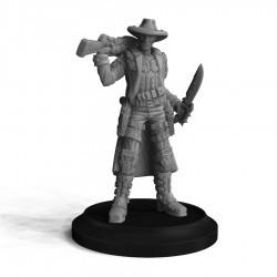 The Wraith (Mercenary)