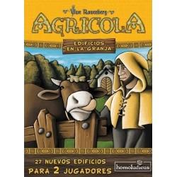 Agricola 2 Jugadores: Expansión