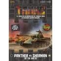 Tanks: Set de Inicio Panther vs Sherman