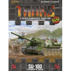 Tanks: SU-100