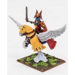 Albion's Noble on Pegasus (fleur-de-lis)