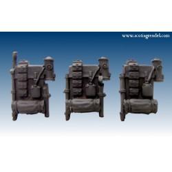 Backpacks I
