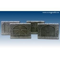 Single doors II (4)