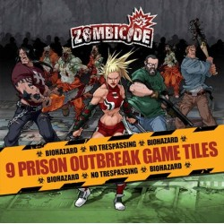 Prison Outbreak Game Tiles