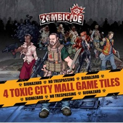 Toxic City Mall Game Tiles