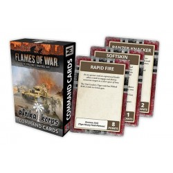 Desert Rats: Command Cards